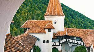 Tourists can now get a Covid-19 vaccine at Dracula Castle in Romania
